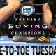 'PBC on FS1': Miguel Cruz and Alex Martin to meet again tonight