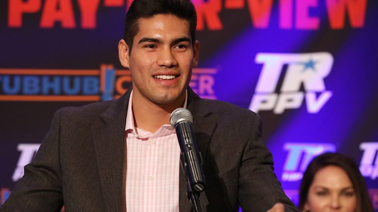 Gilberto Ramirez is fully focused on Max Bursak