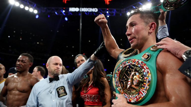 Commentary: Was Gennady Golovkin exposed as overrated?