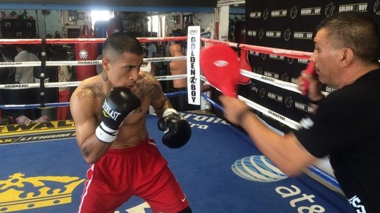 Ivan Delgado to face Charles Huerta on April 14
