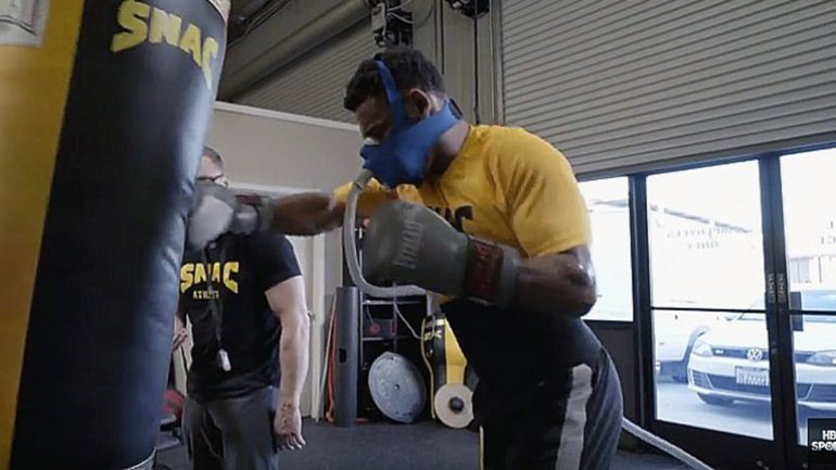 Exclusive video: Daniel Jacobs interview, training at SNAC