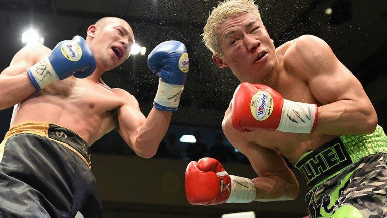 Kazuhiro Nishitani vs. Shuhei Tsuchiya