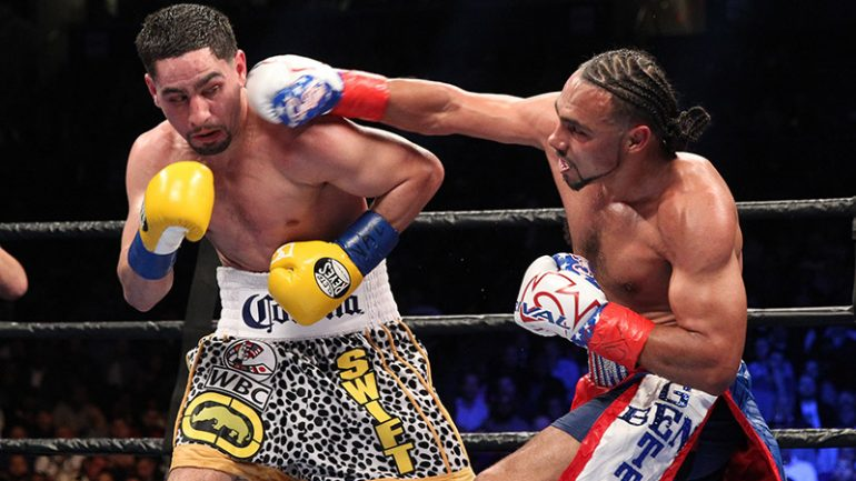 Keith Thurman-Danny Garcia peaks at 5.1 million viewers on CBS