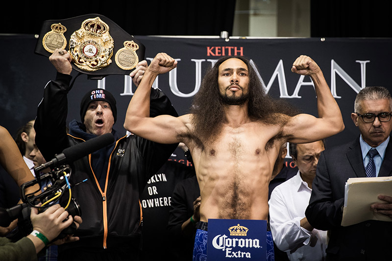 keith thurman defeats danny garcia by split decision the. Black Bedroom Furniture Sets. Home Design Ideas