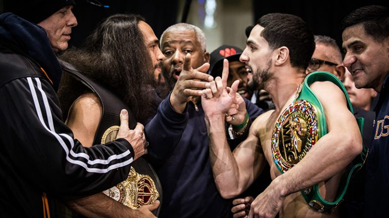 Fight Picks: Keith Thurman vs. Danny Garcia
