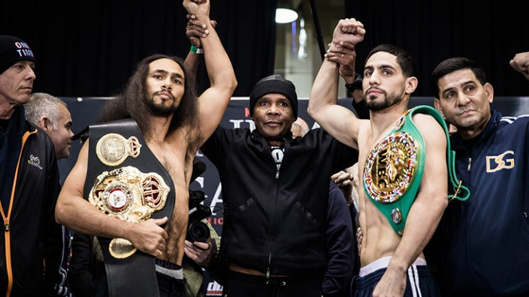 Can Thurman-Garcia help boxing return to the glory of Leonard's era?