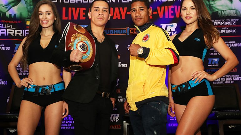 Oscar Valdez-Miguel Marriaga undercard results
