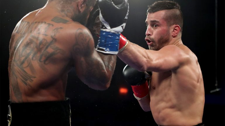 David Lemieux ices Curtis Stevens with one punch in Round 3