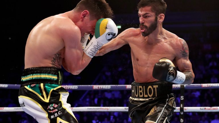 Jorge Linares masterful in points win over Anthony Crolla