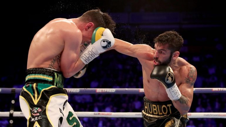 Jorge Linares outpoints game Anthony Crolla again