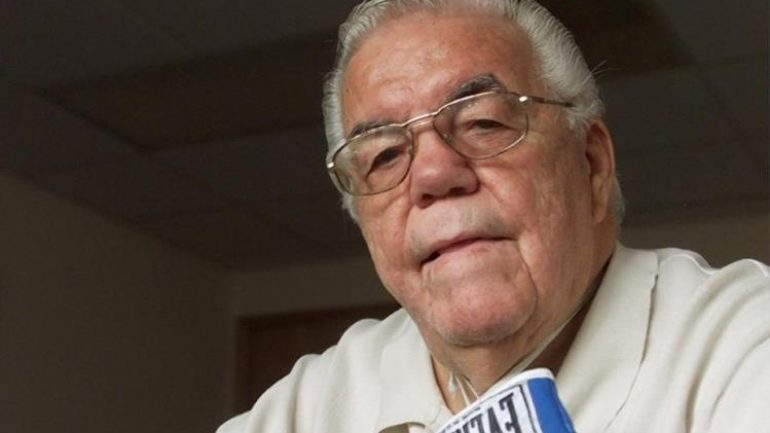 Lou Duva passes away