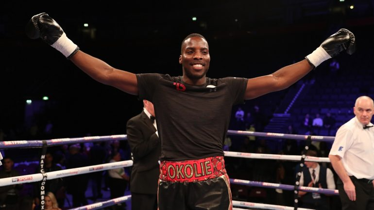 2016 Olympian Lawrence Okolie to return April 15 after 20 second debut
