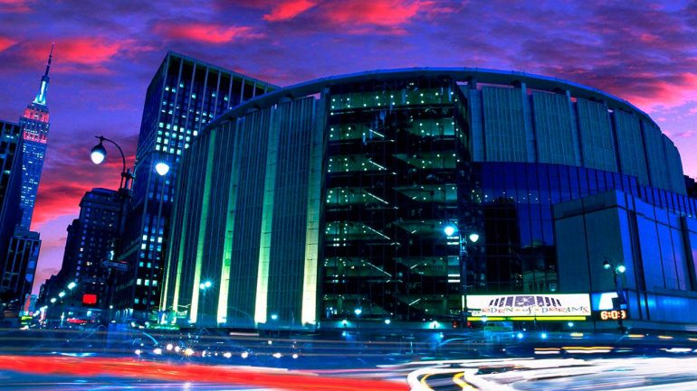 Middleweight Mayhem at Madison Square Garden