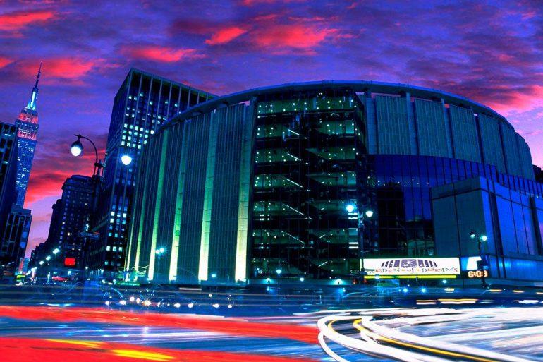 Middleweight Mayhem At Madison Square Garden Design Inspirations
