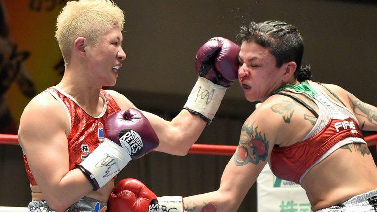 Naoko Fujioka vs. Isabel Millan