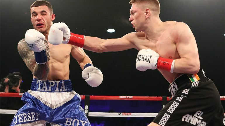 Jason Quigley outpoints Glen Tapia in tougher than expected fight