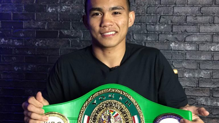 Romero Duno signs with Golden Boy Promotions