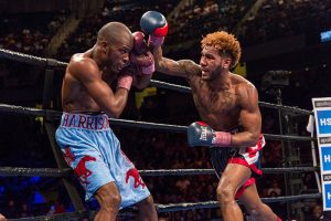 Tony Harrison vs Jarrett Hurd Fight Ryan Hafey   Premier Boxing Champions 300x200 - Dougie's Monday mailbag (you know it was a slow weekend when fans want to debate the Pound-for-Pound)