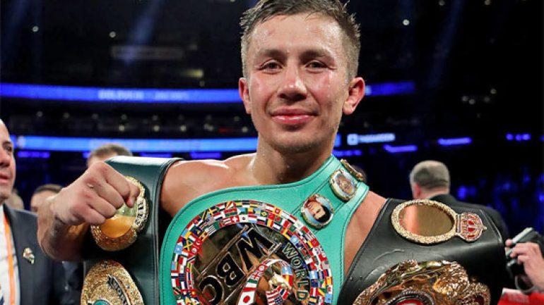 Canelo Alvarez to face Gennady Golovkin in September