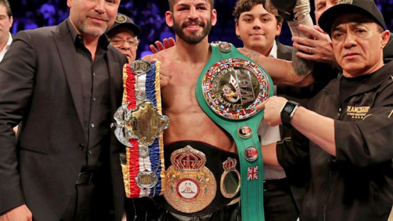 RING Ratings update: Jorge Linares inching closer to P4P Top 10
