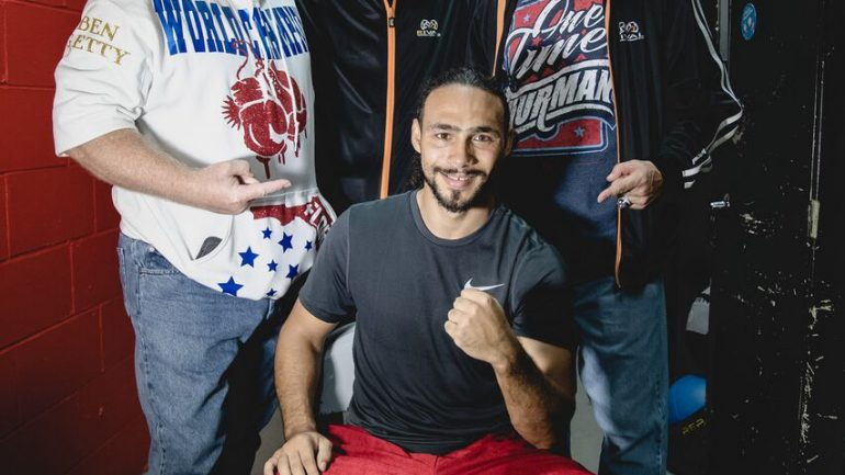 Thurman and Garcia hope for huge viewership Saturday on CBS