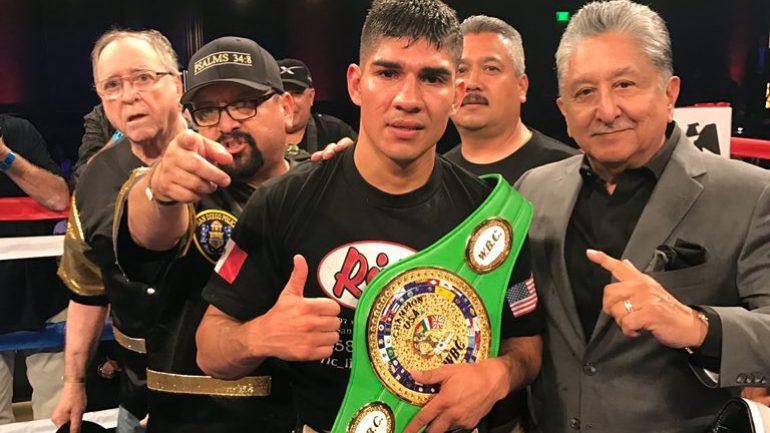 Antonio Orozco stops KeAndre Gibson in fourth round