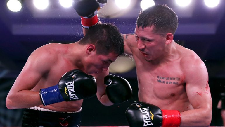 Casey Ramos edges Miguel Beltran Jr. over 10 tough rounds