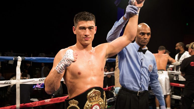 Dmitry Bivol looks like the real deal in stopping Clarkson