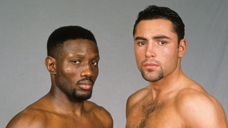 Whitaker-De La Hoya: 'Pound for Pound' 20 years on