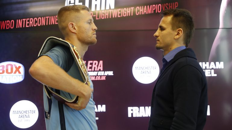 Terry Flanagan is 'Turbo'-activated for Petr Petrov showdown