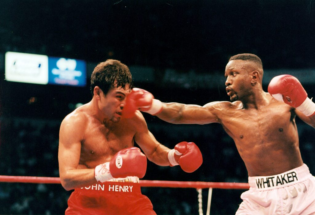 pernell whitaker - photo #26