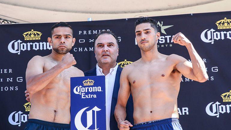 Lopez's comeback continues vs. Corral; Balderas wins debut