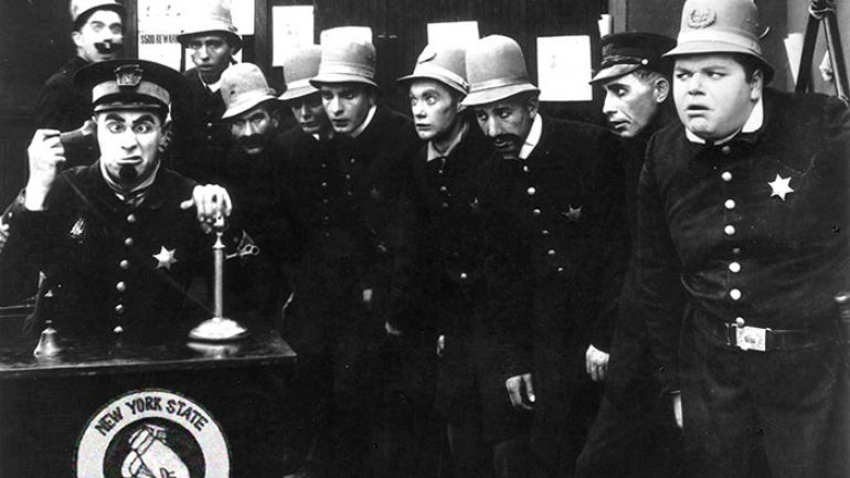 Keystone Cops at the New York State Athletic Commission