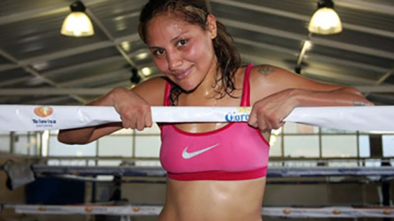 Mariana Juarez adds the WBC bantamweight title to her collection