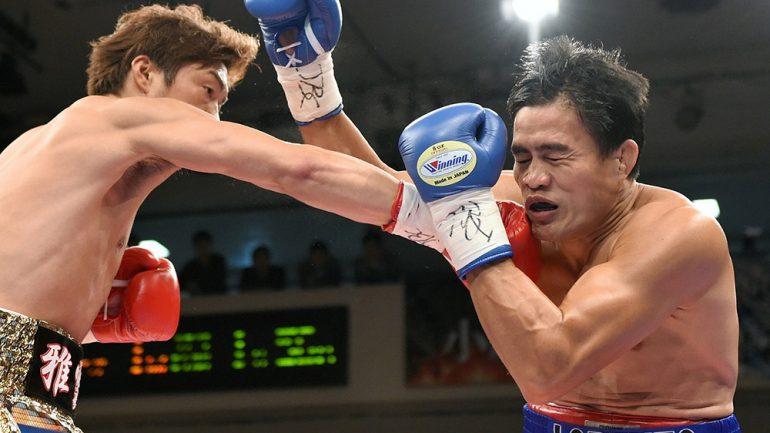 Masayuki Ito vs. Lorenzo Villanueva