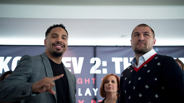 Predictions: Experts lean toward Andre Ward over Sergey Kovalev