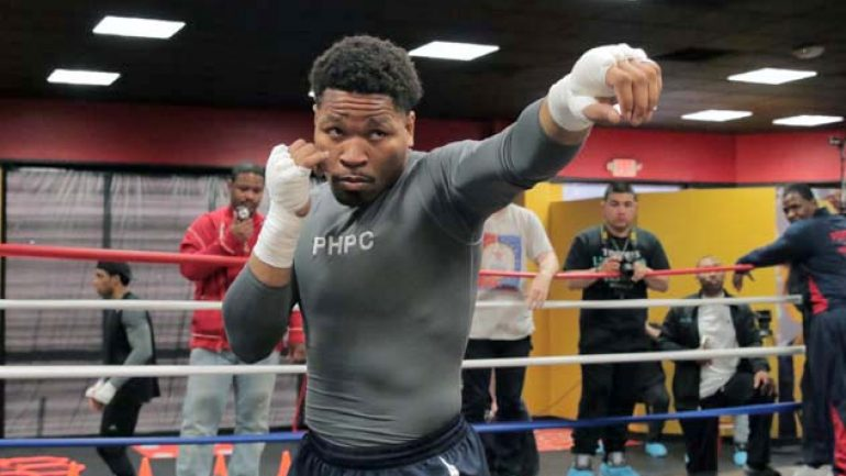 Shawn Porter withdraws from Aug. 26 FOX fight against Thomas Dulorme