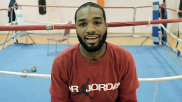 Yuandale Evans outpoints Billel Dib in hard-fought 10 rounder