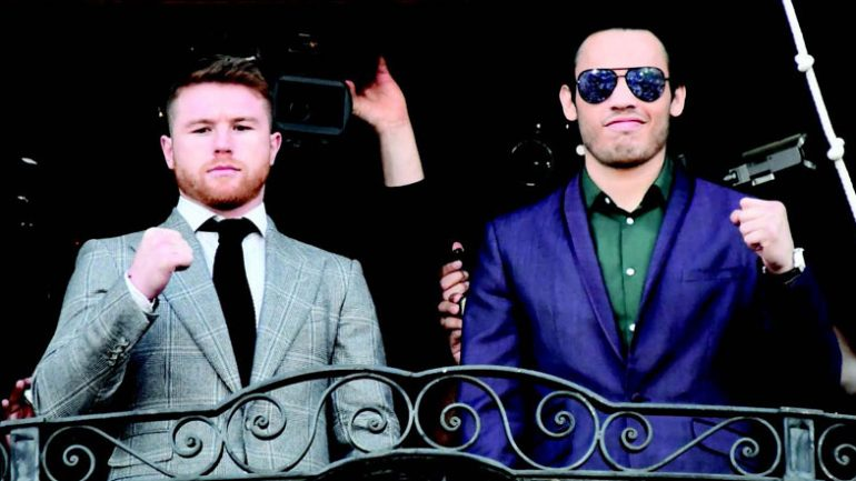 Fight Picks: Canelo Alvarez vs. Julio Cesar Chavez Jr.
