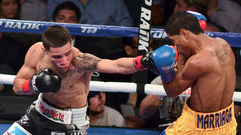 Oscar Valdez showed a new side to him: Weekend Review