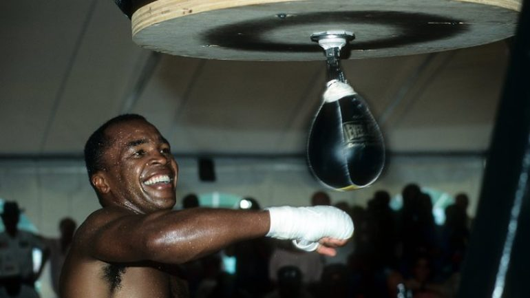 Sugar Ray Leonard's Greatest Hits