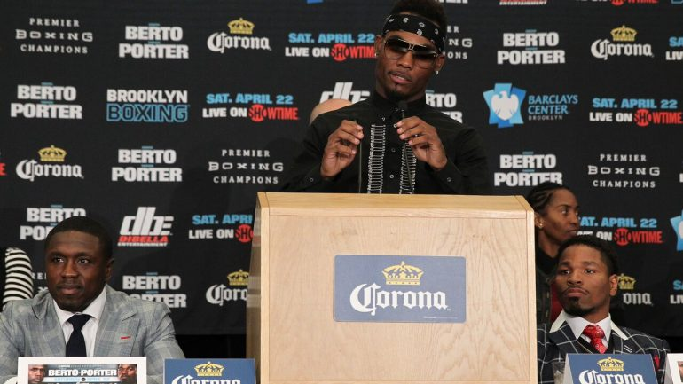 Jermall Charlo to work brother Jermell's corner against Hatley
