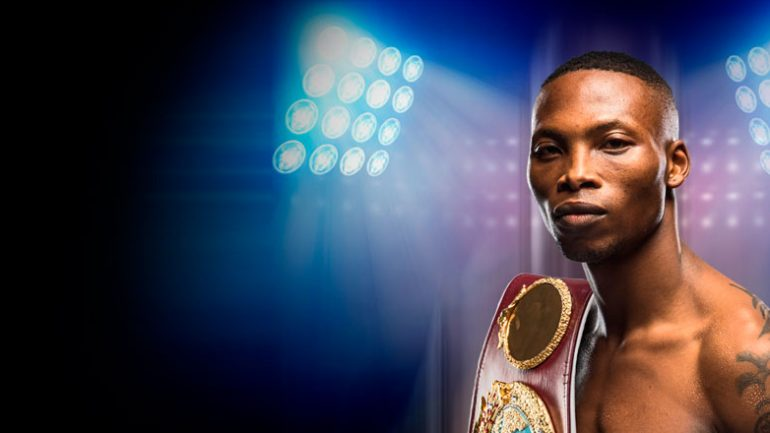 Zolani Tete is the new WBO 118-pound titleholder