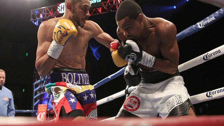 Andre Dirrell, Jose Uzcategui to fight in rematch under Wilder-Ortiz on March 3