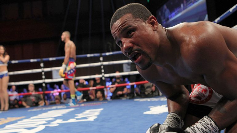 Andre Dirrell discusses aftermath of Uzcategui fight
