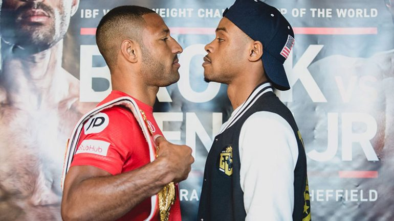 Kell Brook-Errol Spence Jr.: Everything you need to know