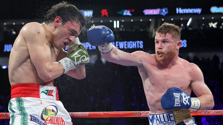 Golden Boy: Canelo-Chavez to surpass 1 million PPV buys