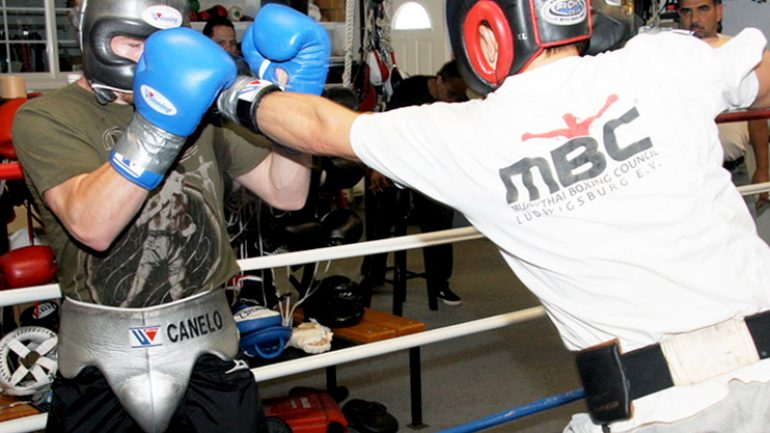 RingTV Presents: Golovkin recalls sparring with young Canelo