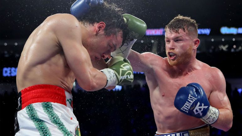 Canelo Alvarez vs. Gennady Golovkin … finally