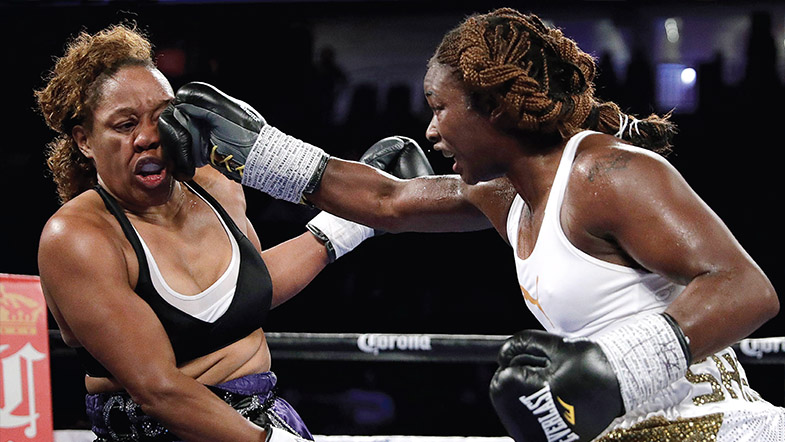 An unprecedented wave of talent is about to change women's boxing